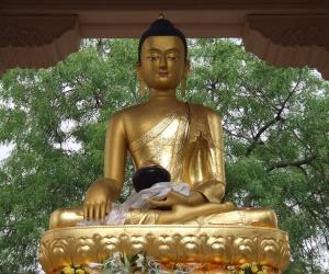 Buddha Jayanti Park Delhi