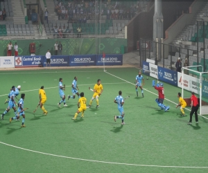 Major Dhyan Chand National Stadium Delhi