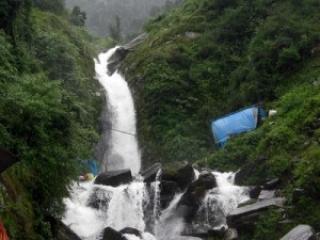 Machhrial falls