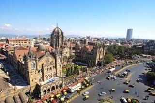 The Victorian and Art Deco Ensemble of Mumbai