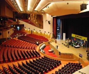 Siri Fort Auditorium Delhi