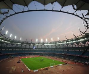 Jawaharlal Nehru Stadium Delhi