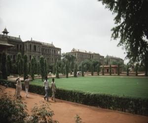 Hayat Bakhsh Bagh (Life-Bestowing Gardens)