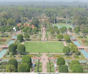 Mughal Garden Delhi