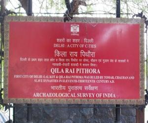 Quila Rai Pithora Delhi