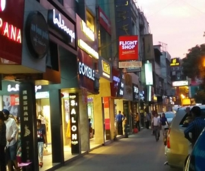 Greater Kailash Market Delhi