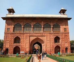 Mumtaz Mahal (Jewel Palace) Delhi
