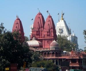 Digambar Jain Temple Delhi