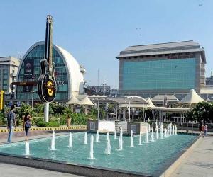 Malls of Saket Delhi