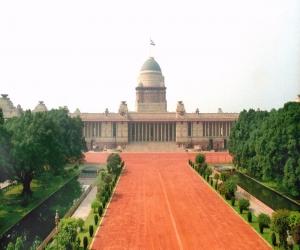Rashtrapati Bhavan Delhi