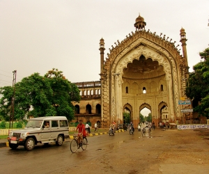 Rumi Darwaza Lucknow