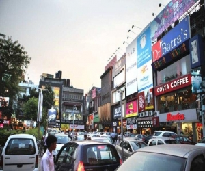 South Extension Market Delhi