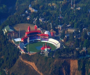 Dharamshala Cricket Stadium Dharamshala