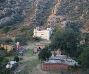 Dhosi Hill Narnaul