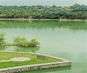 Durgam Cheruvu (Secret Lake) Hyderabad