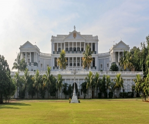 Falaknuma Palace Hyderabad