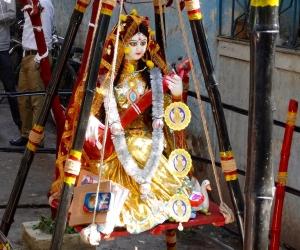 Vasant Panchami-Saraswati Puja