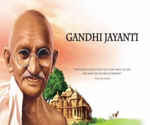 Gandhi Jayanti (Mahatma Gandhi's Birthday)