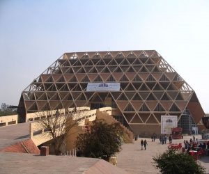 International Trade Fair Exhibition Centre Delhi