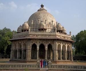 Isa Khan's Tomb Delhi