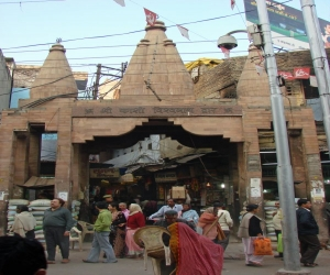 Kashi Vishwanath Temple (Golden Temple)