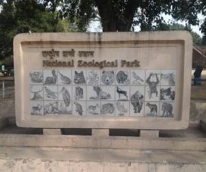 National Zoological Parks Delhi