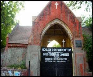 Nicholson's Cemetery Delhi