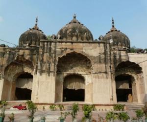 Qudsia Bagh Delhi