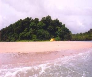 Red Skin Island Port Blair