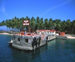 Ross Island Port Blair