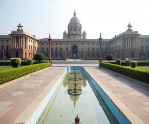 Secretariat Building Delhi