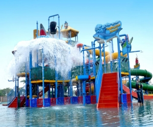 World of Wonders (Amusement Park & water theme parks) Noida