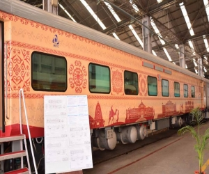 Indian Railways Upgrades Buddhist Circuit Tourist Train - Check Features, Routes Here