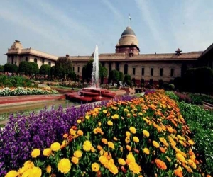 Mughal Garden Udyanotsav February 6 to March 14