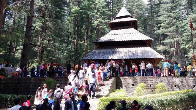 Dhungri Mela: a 'Manali' traditional fair to impress Goddess Hadimba