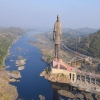 Income from statue of unity within 9 days
